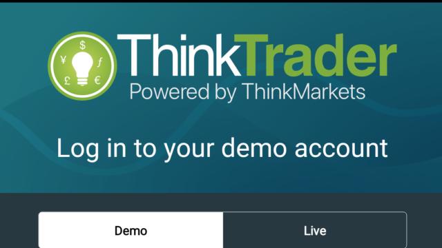Thinktrader-alarm