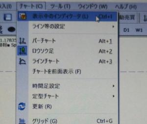 MT4  インディケータ 編集