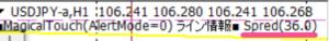 米ドル/円 スプレッド